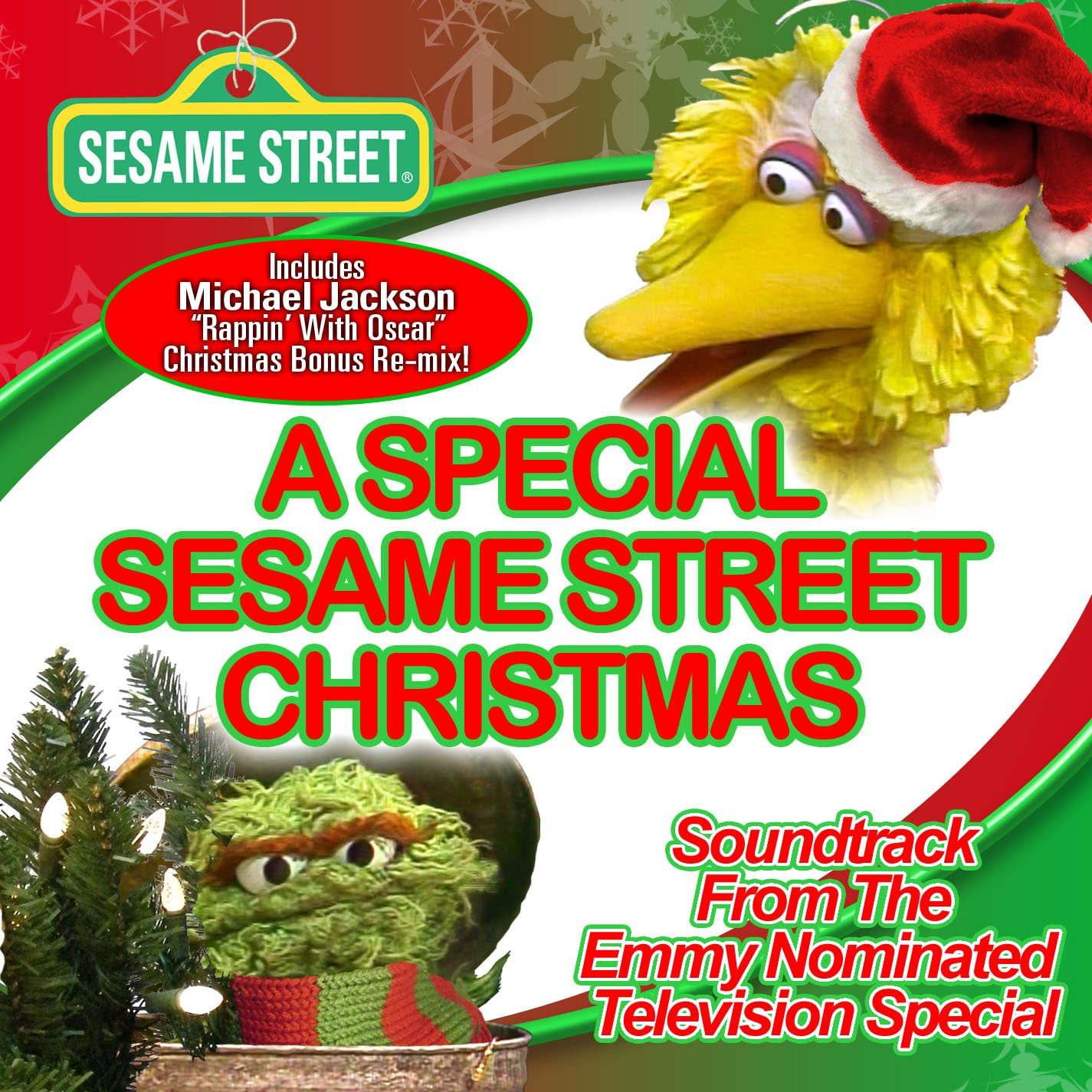 Special Sesame NEW Christmas sale item Street