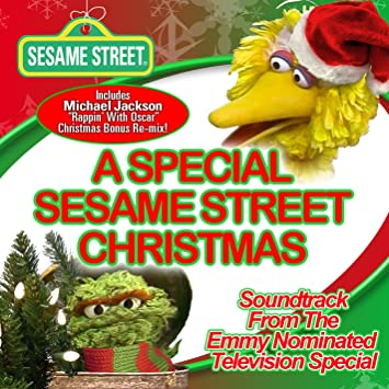 Various Artists - A Special Sesame Street Christmas - Amazon.com Music