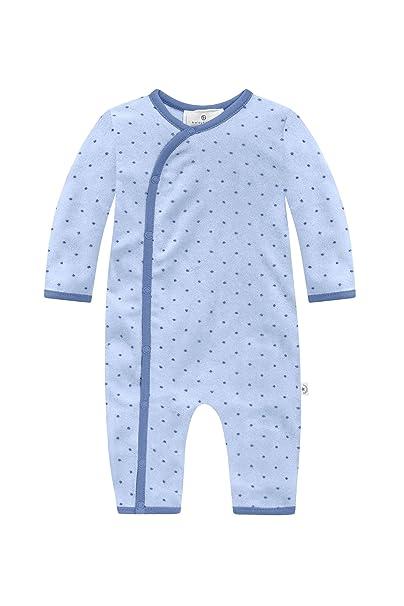 Bellybutton - Pelele con lunares de manga larga para bebé, talla 68 - talla alemana