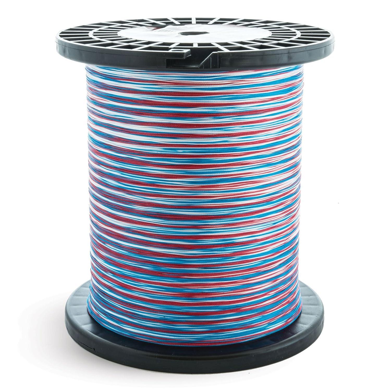 【人気商品!】 Scientific Backing Line Anglers Specialty tri-coloredダクロンFly Line 20 Backing 20 lb B078MVB84T, 家具通販のステップワン:8e52d4cb --- senas.4x4.lt