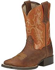 ARIAT Kids' Tombstone Western Cowboy Boot