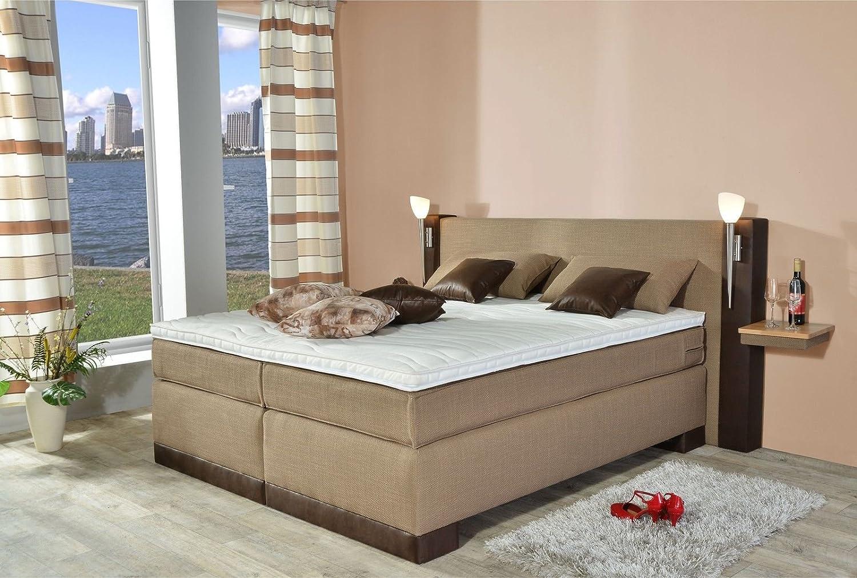 boxspringbett star tt auch mit bettkasten oder elektrisch. Black Bedroom Furniture Sets. Home Design Ideas