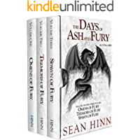 Ash: The Days of Ash and Fury, Act One: Includes Omens of Fury, Tremors of Fury, and Spawn of Fury