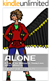 Alone: A Tale of the Multiverse, Young Love, and a Talking Cat