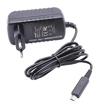 vhbw 220V Cargador, Fuente de alimentación 18W (12V/1.5A) para Tablet Pad Netbook Acer Iconia Tab A700, A701 sustituye XO.ADT0A.002.