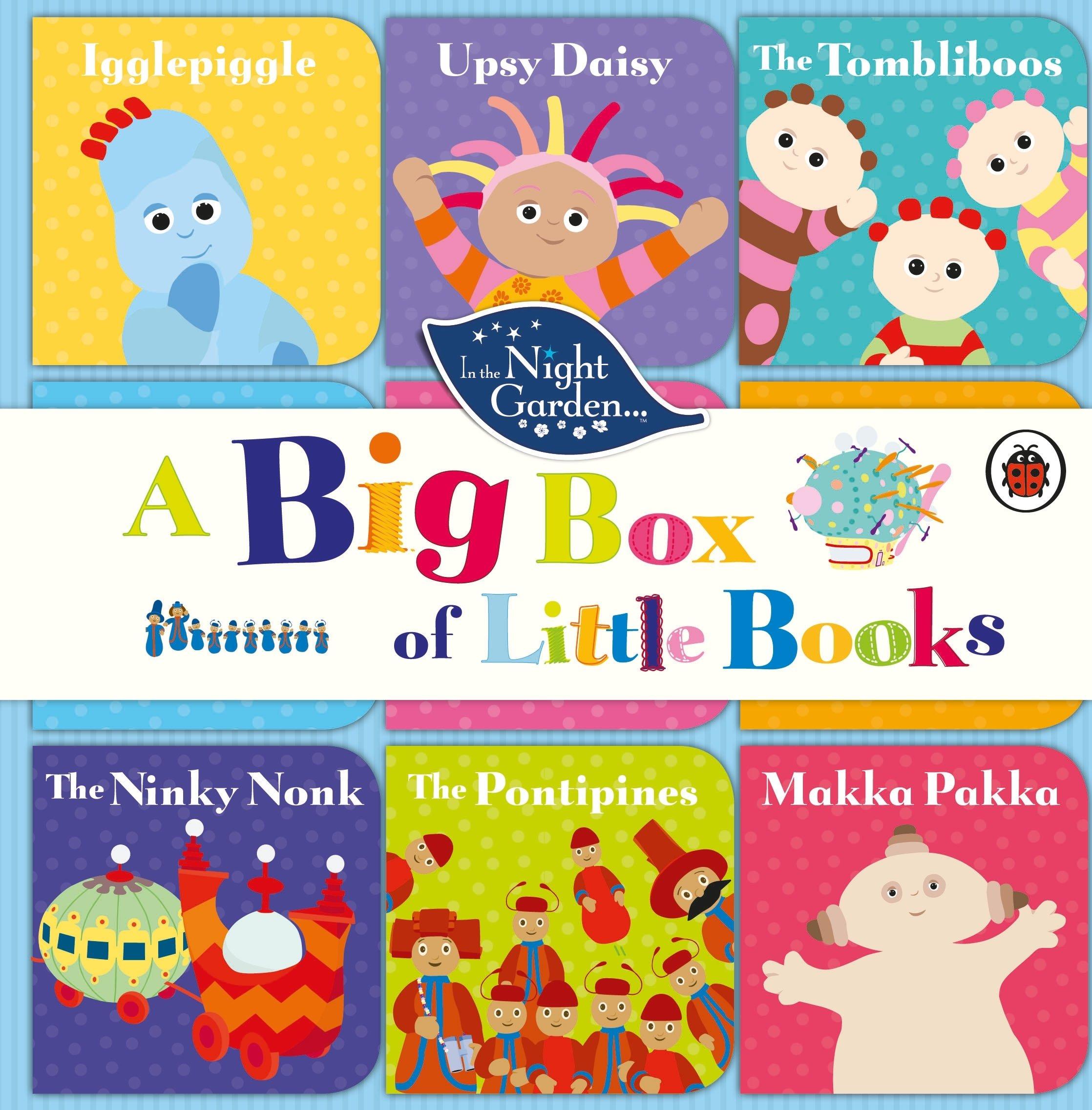 In the Night Garden: A Big Box of Little Books pdf