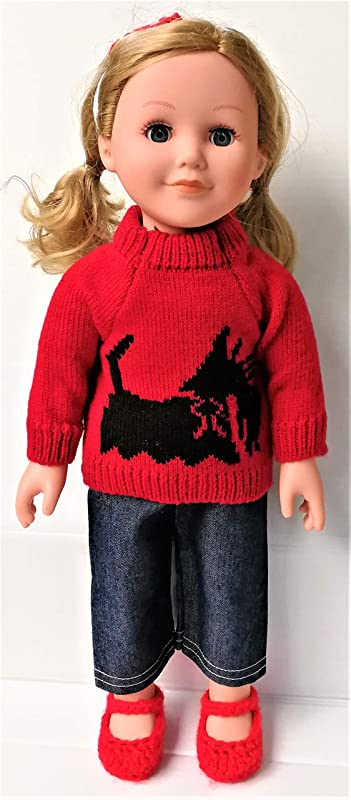 "Our Generation Sweater Dress Outfit and Accessories for 18/"" Dolls NEW"