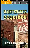 Maintenance Required (Fernandina Beach Mysteries Book 1)