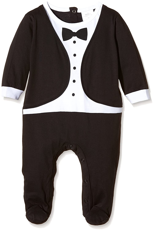 Twins Baby Boys Tuxedo Onesie Julius Hüpeden GmbH 2 402 03