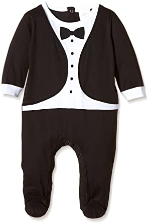 fda042162 Twins Baby Boys Tuxedo Onesie: Amazon.co.uk: Clothing