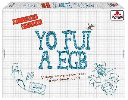 Educa Borras Yo Fui A Egb Juego De Mesa 16587 Amazon Es