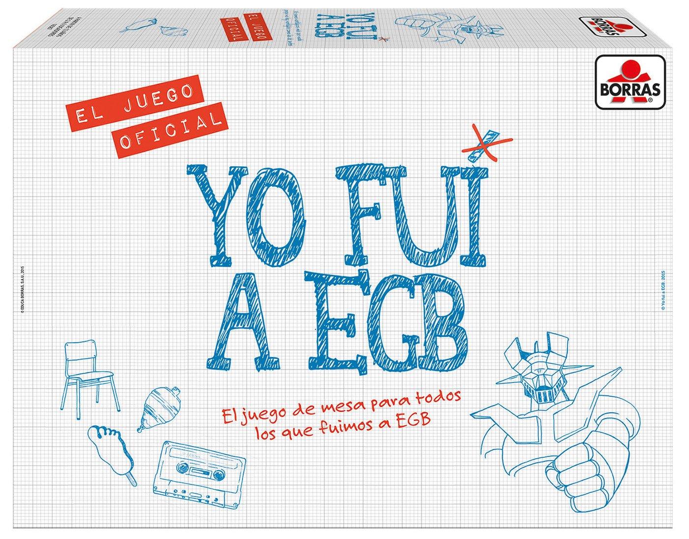 YO FUI A EGB, JUEGO DE MESA.: 8412668165878: Amazon.com: Books