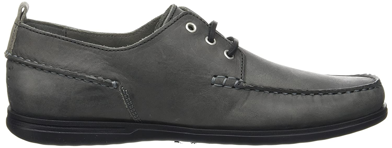 Foilers A8, Mocassins Hommes, Gris (Anthracite), 44 EUTBS