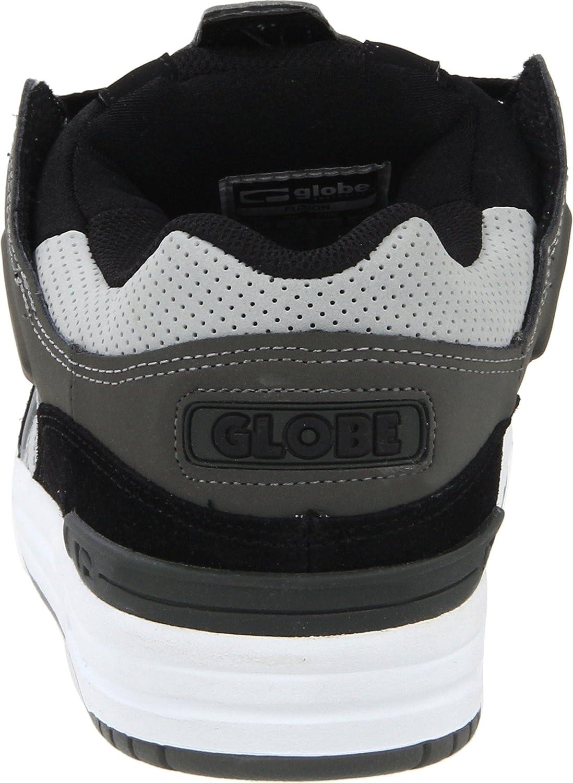 Globe Mens Fusion-M Grey//Black//Charcoal 5.5 M US