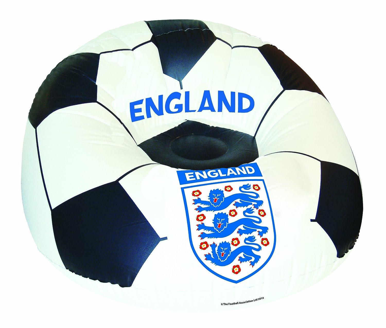 England F.A Inflable Silla de fútbol: Amazon.es: Deportes y ...