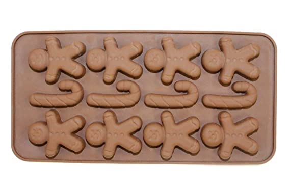 Silicona forma Galletas Bombones de galletas fondant decoración para tartas Pastel Hornear nuevo: Amazon.es: Hogar