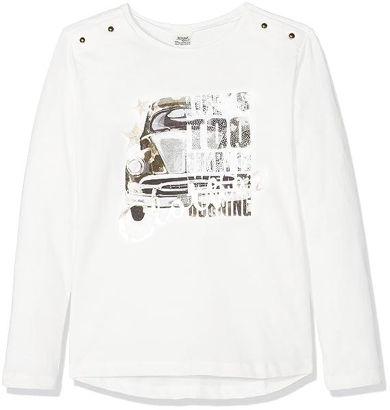 Mayoral 7071 Camiseta m/l Coche, Manga Larga para Niños, Crudo-Caza 12 años: Amazon.es: Ropa y accesorios