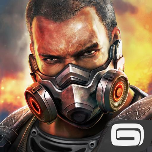 Modern Combat 4: Zero Hour (Best Space Combat Games)