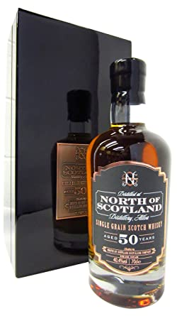 50 Year Old Whiskey >> North Of Scotland Silent Single Grain Scotch 1965 50