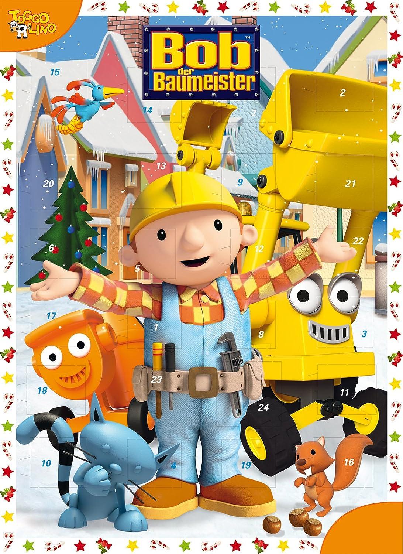 Windel Weihnachtskalender.Amazon Com Windel Adventskalender Bob Der Baumeister 24er Pack