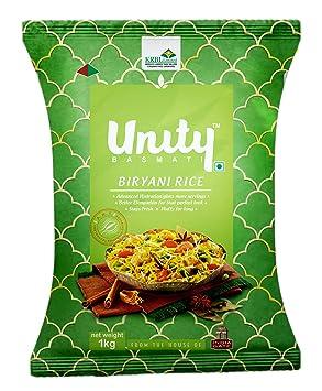 Unity Basmati Biryani Rice, 1kg