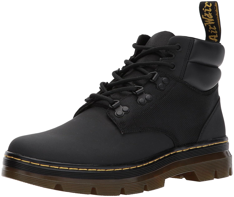 Dr. Martens Rakim Black Fashion Boot B01N14UIJI 9 Medium UK (US Men's 10, women's 11 US)|Black Ajax
