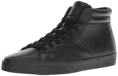 377732afa39e Polo Ralph Lauren Men s Shaw Sneaker  Amazon.co.uk  Shoes   Bags