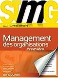 Prise directe Management des organisations 1re Bac STMG