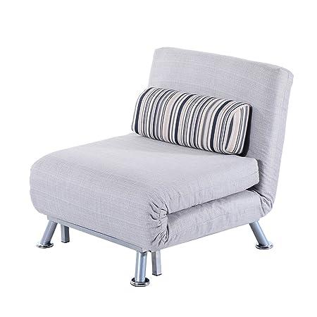 single sofa bed. HOMCOM Fold Out Futon Single Sofa Bed