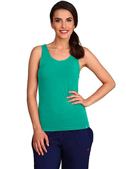 4d0da056371e77 Jockey Women s Cotton Tank Top (1335-0110-PRDTL)  Amazon.in ...