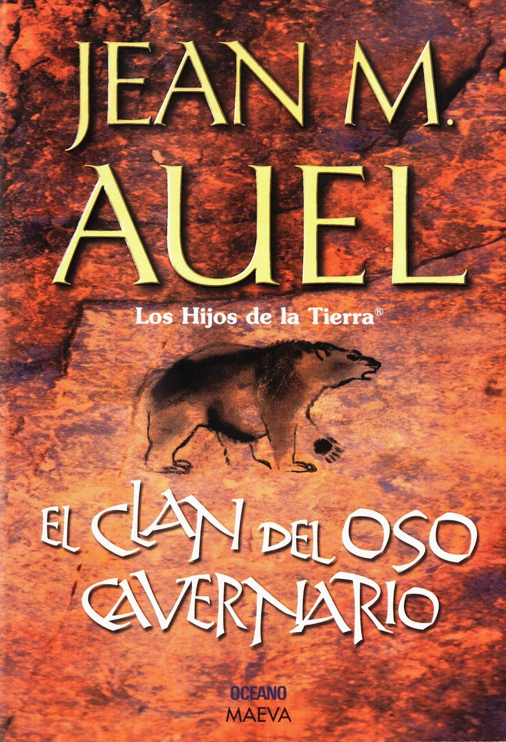 El Clan Del Oso Cavernario / The Clan Of The Cave Bear Hijos De La Tierra /  Earth's Children: Amazon.es: Jean M. Auel: Libros