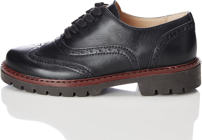 Marque RED WAGON Chaussures Classiques /à Semelle Crant/ée Gar/çon
