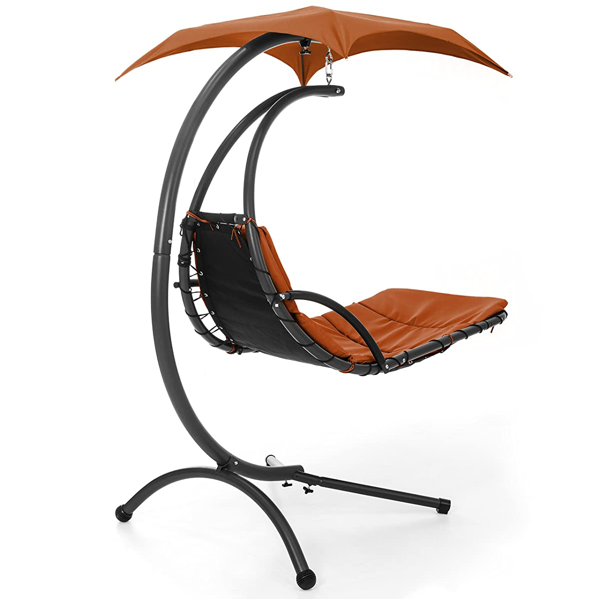 Best Choice Products Hanging Chaise Lounger 
