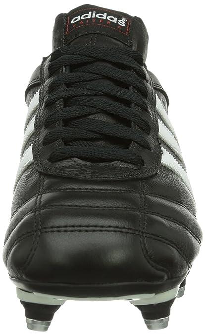 new styles da2fb c0d16 Adidas Kaiser 5 Cup Chaussures de football homme Noir (NoirBlancRouge) -  42 EU ADIDAS Amazon.fr Chaussures et Sacs