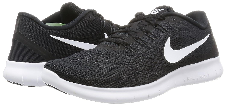 Nike Free Run Nera Delle Donne Cantante Uk 8RZiaT