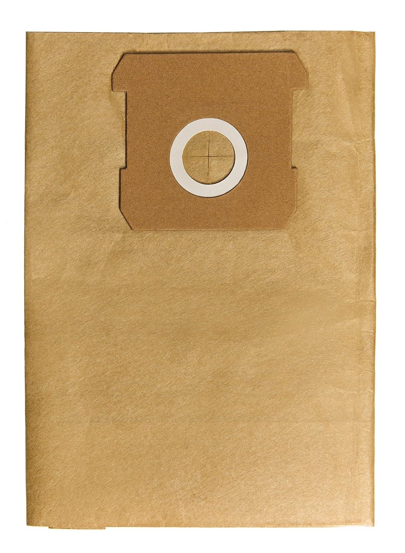 1x Bolsa reutilizable con cremallera para aspirador tejido Einhell TH-VC 1930 SA