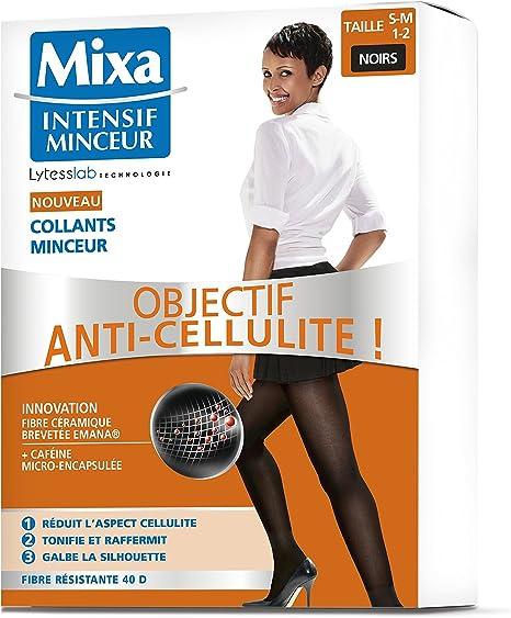 Collant anti cellulite mixa avis