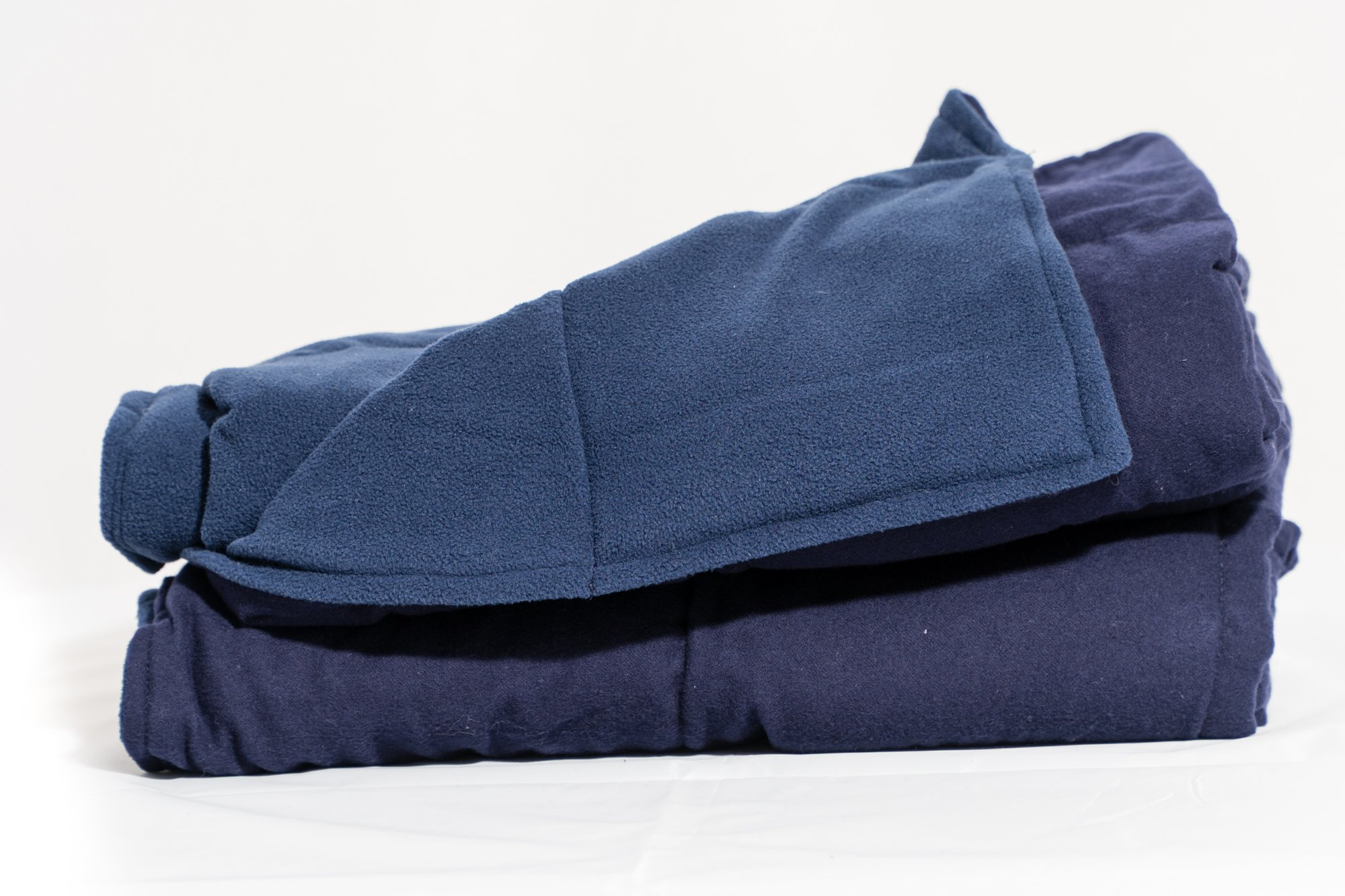 Original Therapeutic Weighted Blanket-Deep Pressure-10lb-Calm, Soothe, Children and Teens on Autism Spectrum, Aspergers, Sensory Processing Disorder, Restless Leg Syndrome. (41''x60'' 10lb)