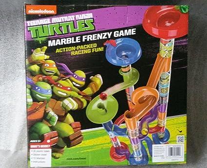 Teenage Mutant Ninja Turtles Marble Frenzy Game