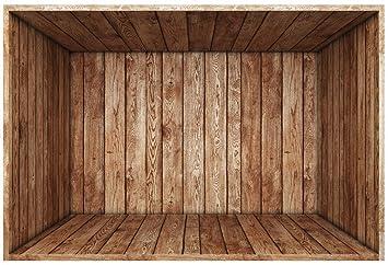 amazon com wooden box photography backdrop open wood planks room