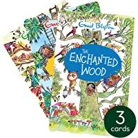 Yoto 'The Magic Faraway Tree Trilogy' by Enid Blyton Card Pack for Yoto Player and Yoto App – 3 Cards Including The…