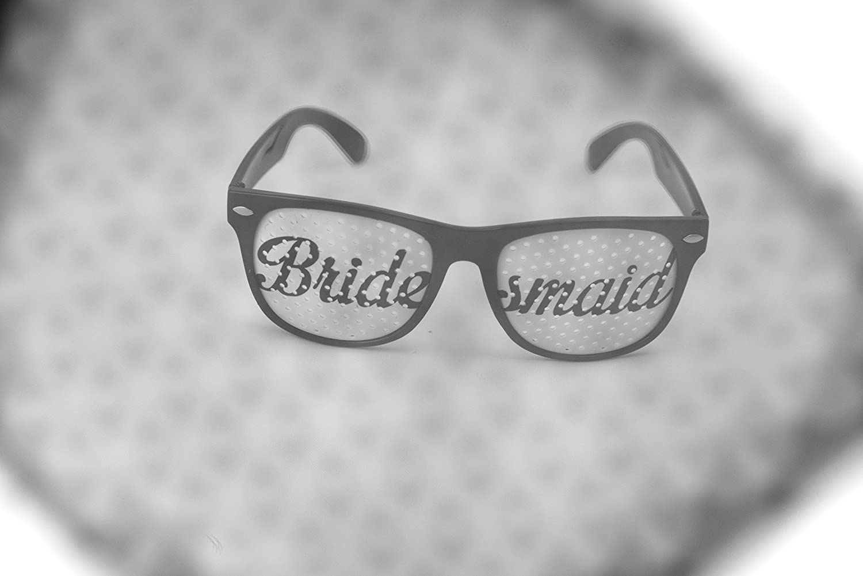Amazon.com: Bridal Bachelorette Wedding Party Sunglasses , Bride and ...