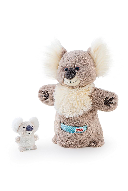Trudi - 29996 - Marionnette À Mains - Koala avec Bébé - 28 Cm
