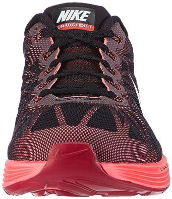 best cheap 4a1e3 c39f5 ... Nike Lunarglide 6 - Zapatillas para hombre  Amazon.es  Zapatos y  complementos ...