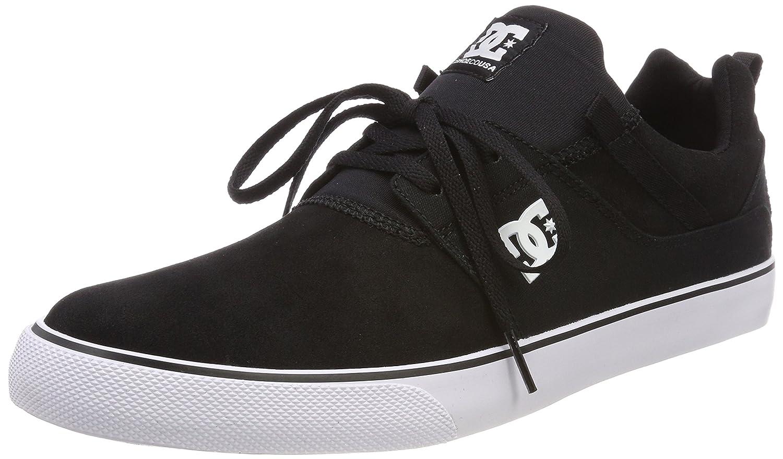 DC scarpe Heathrow Vulc, Scarpe da Skateboard Uomo Nero (nero bianca Bkw) | Economici Per  | Uomo/Donne Scarpa