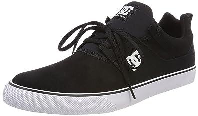DC Heathrow Vulc Shoes 11 D(M) US Black/White