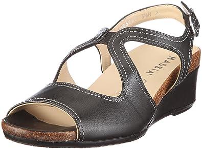 Hassia Siena Weite H 1-304021-0100 Damen Sandalen/Fashion-Sandalen