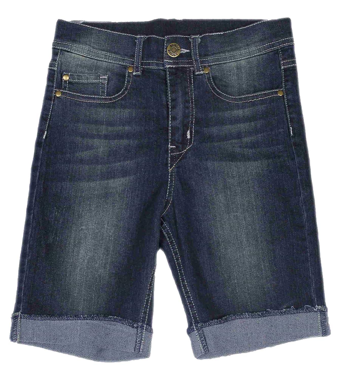 Bienzoe Girl's Denim Jean Shorts
