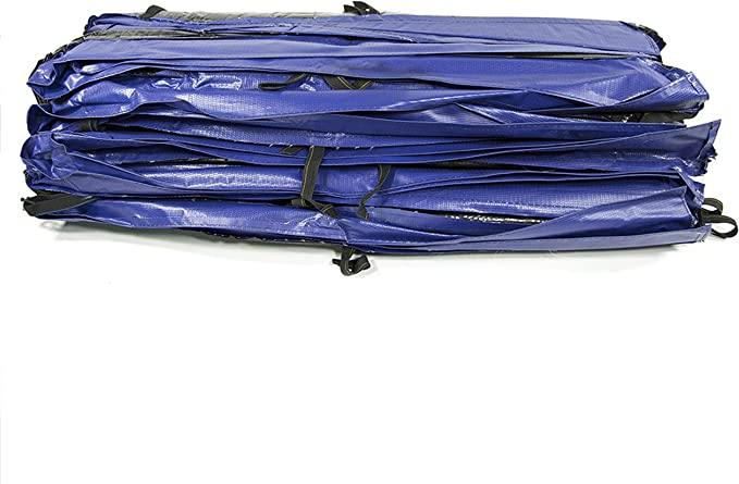 Skywalker Trampolines 9x15 Blue Rectangle Spring Pad