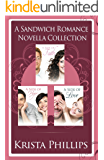 A Side of Faith, Hope and Love: The Sandwich Romance Novella Collection (English Edition)